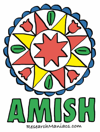 a study of the armish people Scientists have discovered the genetics behind the long healthy lifespan of this group of amish people the age range of amish in the study was 18 to 85 with the average age of carriers 44 and the unaffected 46 years old.