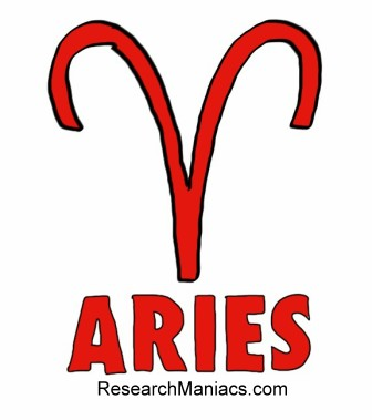 Aries Zodiac Sign Astrology Information