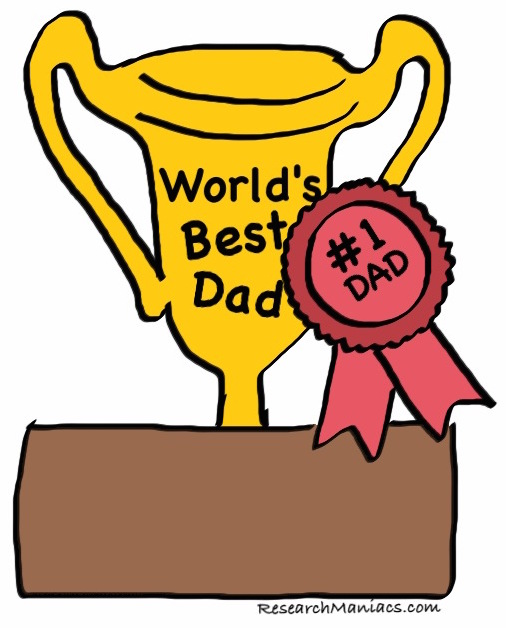 best father in the world essay My ideal father essaysmy father, a man with a great personality and great thoughts, taught me deciplins and importance of life he is the best father one can have.
