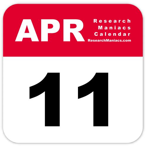 How Many Days Until My Birthday On April 11?
