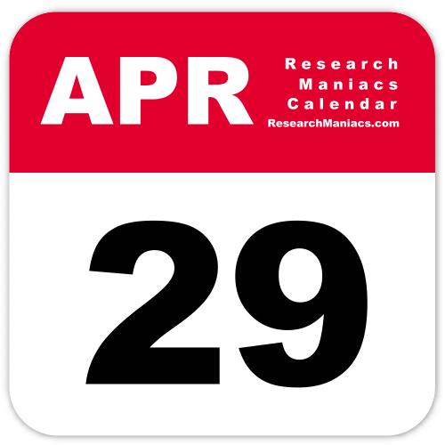 Information about April 29