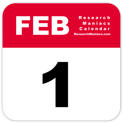 Information about February 1