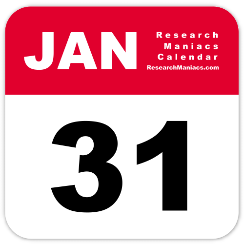 Information about January 31