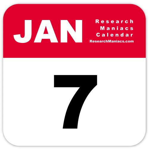 How Many Days Until My Birthday On January 7?