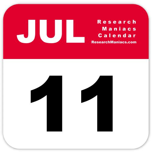 11 July