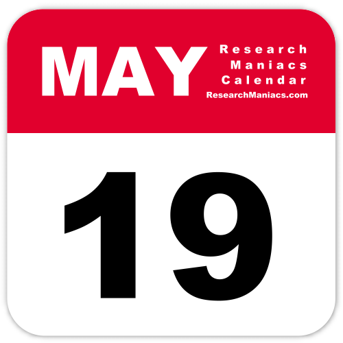 may 19 go here for interesting information about may 19 more ...