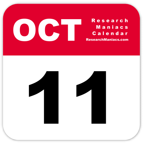 Information about October 11