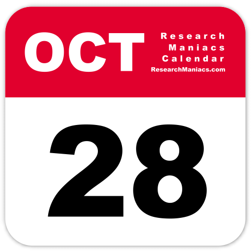 Information about October 28