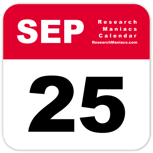 Information about September 25