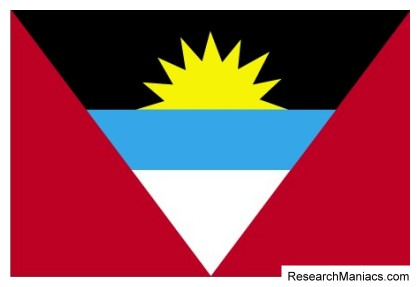 What Does The Antigua And Barbuda Flag