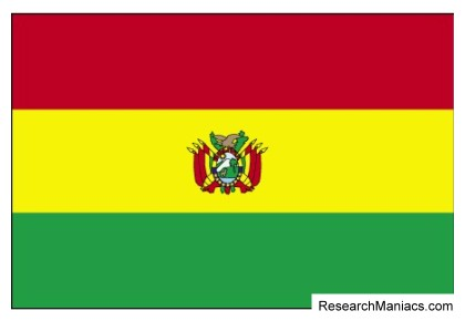 Bolivia Flag What Does The Bolivia Flag Look Like Mean