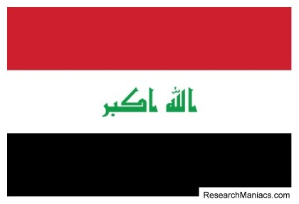Iraq flag. What does the Iraq flag look like, mean, and ...
