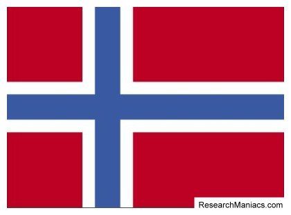 Norway flag. What does the Norway flag look like, mean ...