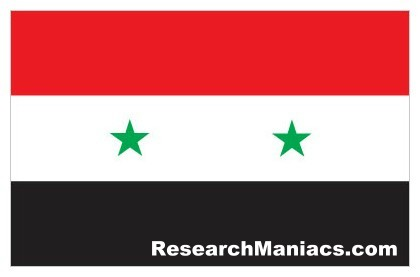 Syria flag. What does the Syria flag look like, mean, and ...