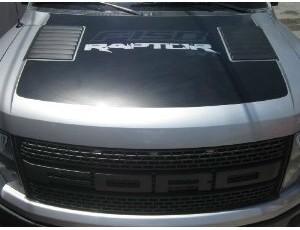 Ford Raptor Hood Graphics