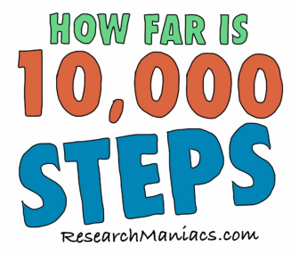 How Far Is 10 000 Steps How Far Is 10k Steps