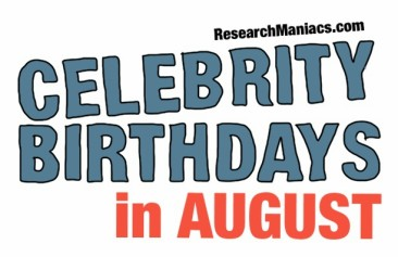 Wiki Birthdays - Celebrity Birthdays