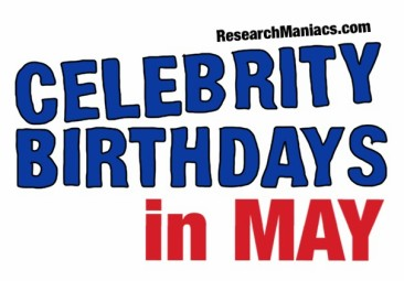 Celebrity birthdays in may 26