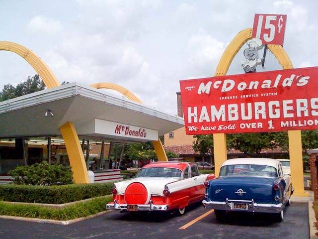 mcdonalds seniors restaurant Research overview quinn mcmahon is the manager of a mcdonald's restaurant that has many customers who are senior citizens she would like to develop a marketing strategy that addresses the needs of her senior citizen patrons.