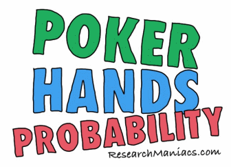 Poker combinations probability