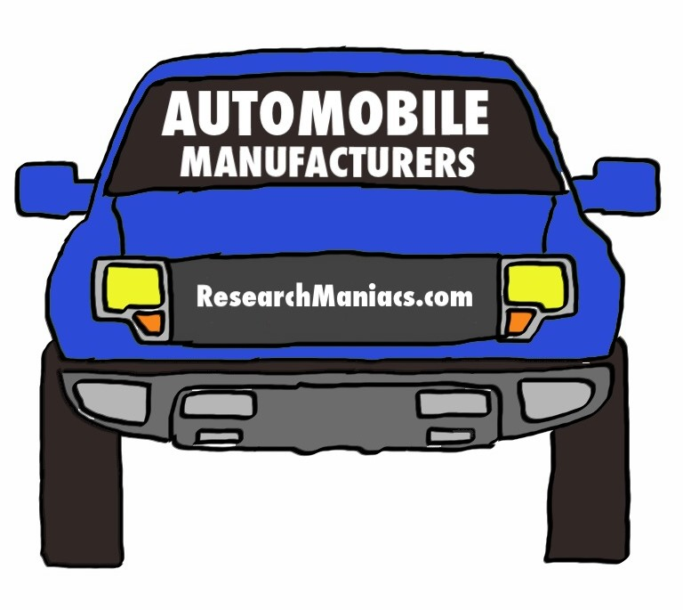 List Of All Major Automobile Manufacturers