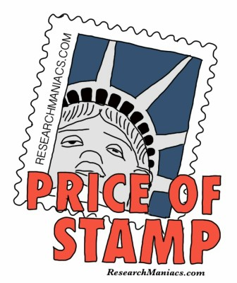 Price of Stamp. How much is a stamp
