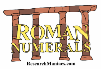 to 10000 how to write roman numerals 9001 to 10000