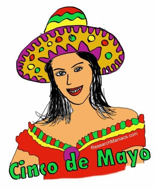 Cinqo de mayo spanish girl first time video