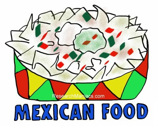 What Is Mexican Food