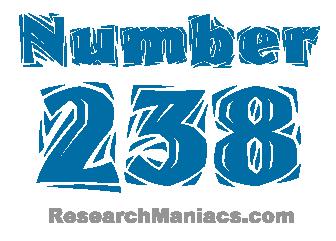 238 (number)