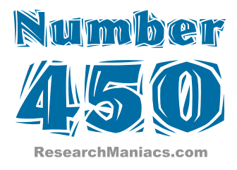 Number 450 - All about number ...