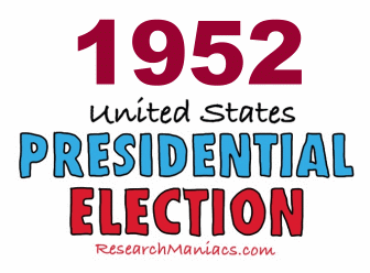 presidential election 1952