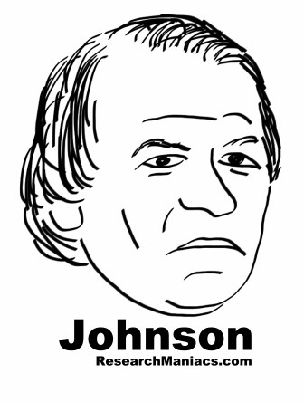 President Andrew Johnson Facts Information And Trivia
