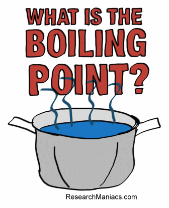 boiling point and vapor pressure inverse relationship in economics