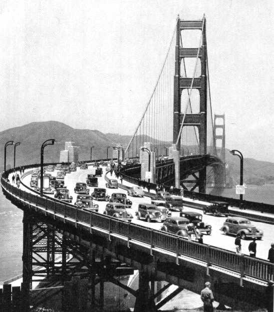 Visiting San Francisco In 1940
