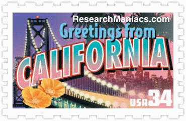 Greetings from california stamp m4hsunfo