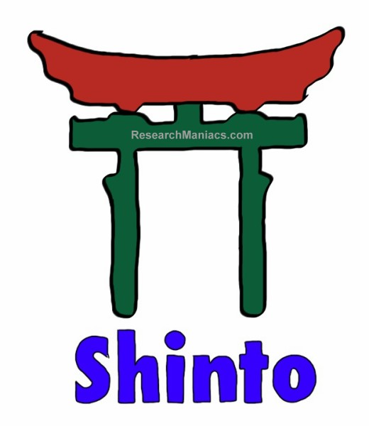 Shintoism religion