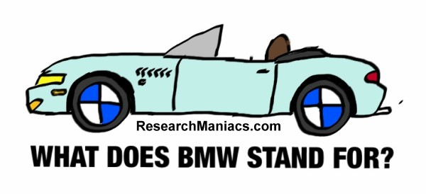 What dose bmw stand for