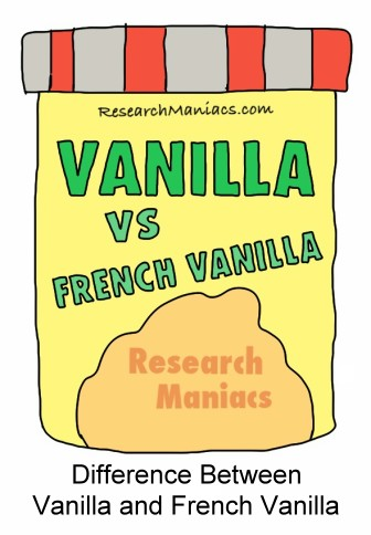 french vanilla vs vanilla