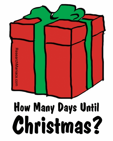 how many days until christmas - How Many Days Are There Until Christmas