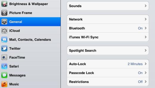 how to prevent delete icon on ipad